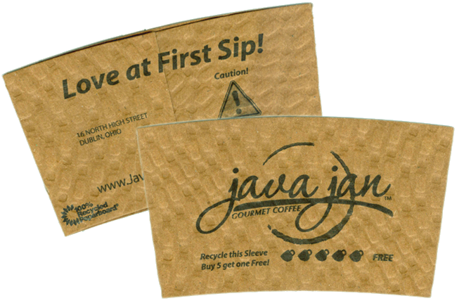 custom paper coffee cups sleeves Use for cold drinks and for hot drinks by slipping our sleeves keep your brand moving with custom printed paper cups from cupprint cup up your coffee.