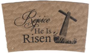 """""""Rejoice, He Is Risen"""" on Kraft"""