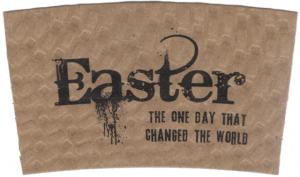 """Easter, The One Day..."" on Kraft"